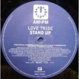 Love Tribe - Stand Up - The Remixes - Vinyl Double 12 Inch