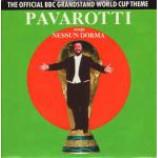 Luciano Pavarotti - Nessun Dorma - Vinyl 7 Inch