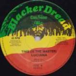 Luciano & Shaka Shamba - Time (Is The Master) / Reggae Music - Vinyl 12 Inch