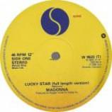 Madonna - Lucky Star (Full Length Version) - Vinyl 12 Inch