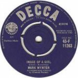 Mark Wynter - Image Of A Girl - Vinyl 7 Inch