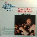 Max Collie Rhythm Aces - Doctor Jazz - Vinyl Album