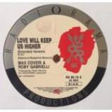 Max Coveri & Roberto Gabrielli - Love Will Keep Us Higher - Vinyl 12 Inch