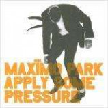 MaxΓ―mo Park - Apply Some Pressure - CD Single
