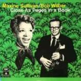 Maxine Sullivan & Bob Wilber - Close As Pages In A Book - Vinyl Album