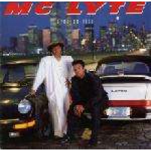 MC Lyte - Eyes On This - Cassette tape - Tape - Tape - Cassete