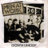 Men At Work - Down Under - Vinyl 7 Inch
