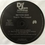 Method Man - Tical 0: The Prequel - (DISC 2 ONLY) - Vinyl Album