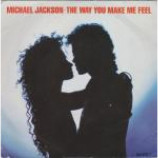 Michael Jackson - The Way You Make Me Feel - Vinyl 7 Inch