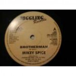 Mikey Spice - Brotherman - Vinyl 12 Inch