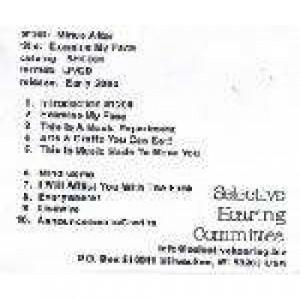 Minus After - Examine My Face - Vinyl Album - Vinyl - LP