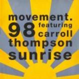 Movement 98 & Carroll Thompson - Sunrise - Vinyl 12 Inch