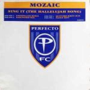 """Mozaic - Sing It (The Hallelujah Song) - Vinyl 12 Inch - Vinyl - 12"""""""