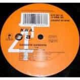 N.W.A. - Gangsta Gangsta - Vinyl 12 Inch