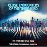 National Philharmonic Orchestra - Close Encounters Of The Third Kind And Other Great Space Music - Vinyl Album