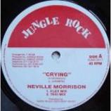 Neville Morrison & Maestro Goods - Crying / Zoom Bye Bye - Vinyl 12 Inch