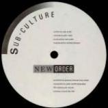 New Order - Sub-Culture - Vinyl 12 Inch