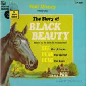 No Artist - Walt Disney Presents The Story Of Black Beauty - Vinyl 7 Inch - Vinyl - 7""