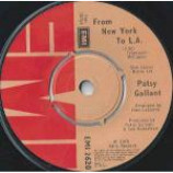 Patsy Gallant - From New York To L.A. - Vinyl 7 Inch