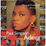 Paul Simpson & Adeva - Musical Freedom (Moving On Up) - Vinyl 7 Inch