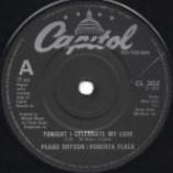 Peabo Bryson & Roberta Flack - Tonight I Celebrate My Love - Vinyl 7 Inch