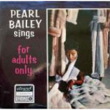 Pearl Bailey - Pearl Bailey Sings For Adults Only - Vinyl Album