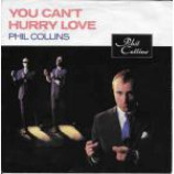 Phil Collins - You Can't Hurry Love - Vinyl 7 Inch