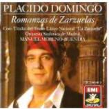 Placido Domingo - Romanzas De Zarzuelas - CD Album