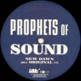 Prophets Of Sound - New Dawn - Vinyl Double 12 Inch