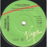 Public Image Limited - Public Image - Vinyl 7 Inch