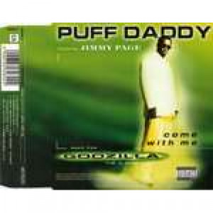 Puff Daddy & Jimmy Page - Come With Me - CD Single - CD - Single