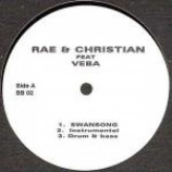 Rae & Christian - Swansong / Anything U Want - Vinyl 12 Inch