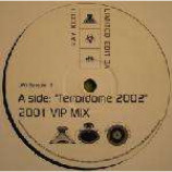 Ray Keith - Terrordrome 2002 / 2001 VIP Mix - Vinyl 12 Inch