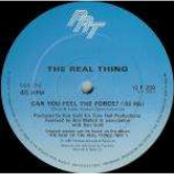 Real Thing, The - Can You Feel The Force (\'86 Mix) - Vinyl 12 Inch