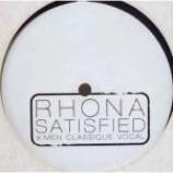 Rhona - Satisfied - Vinyl 12 Inch