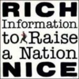 Rich Nice - Information To Raise A Nation - Vinyl Album