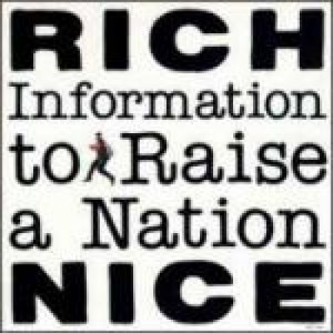 Rich Nice - Information To Raise A Nation - Vinyl Album - Vinyl - LP