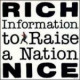Information To Raise A Nation - Vinyl Album