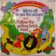 We're Off To See The Wizard / Follow The Yellow Brick Road - Vinyl 7 Inch