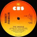 Rodney Franklin - The Groove - Vinyl 12 Inch