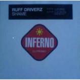 Ruff Driverz - Shame - Vinyl Double 12 Inch