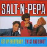 Salt 'N' Pepa - Get Up Everybody / Twist & Shout - Vinyl 12 Inch