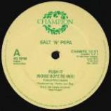 Salt 'N' Pepa - Push It (Remix) - Vinyl 12 Inch