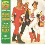 Salt 'N' Pepa - Shake Your Thang (It's Your Thing) / Spinderella's Not A Fella (But A Girl DJ) -