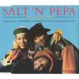 Salt 'N' Pepa - You Showed Me - CD Single