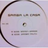 Samba La Casa - Untitled - Vinyl 12 Inch