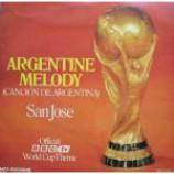 San JosΓ© - Argentine Melody (CanciΓ³n De Argentina) - Vinyl 7 Inch