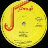Sanchez & Firehouse Crew - Here I Am - Vinyl 12 Inch