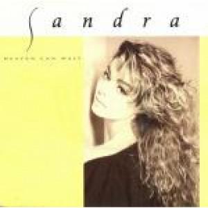"Sandra - Heaven Can Wait - Vinyl 7 Inch - Vinyl - 7"""