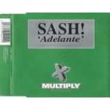 Sash! - Adelante - CD Single